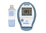 Bayer-Breeze 2-Blood glucose meter-image