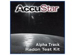 Accustar-Alpha Track Test Kit AT 100-Radon test kit-image