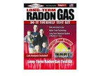 Pro-Lab-Long Term Radon Gas Test Kit RL-116-Radon test kit-image