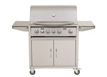 Urban Islands-4-Burner by Bull (Costco)-Gas grill-image