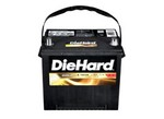 DieHard-Gold 50935 (South)-Car battery-image