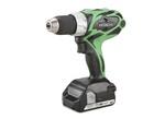 Hitachi-DS18DSAL-Cordless drill & tool kit-image