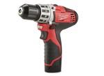 Milwaukee-2410-22-Cordless drill & tool kit-image