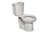 American Standard-H2Option Siphonic Dual Flush 2886.216-Toilet-image
