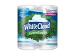 White Cloud-Green Earth-Paper towel-image