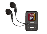 SanDisk-Sansa Clip Zip (8 GB)-MP3 player-image