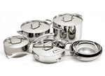 Cuisinart-French Classic Tri-Ply Stainless Steel 10 pc-Kitchen cookware-image