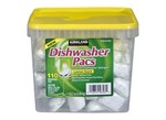 Kirkland Signature-Dishwasher Pacs (Costco)-Dishwasher detergent-image