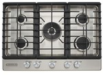 KitchenAid-KFGS306VSS-Cooktop & wall oven-image
