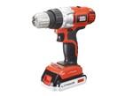 Black & Decker-LDX220SBFC-Cordless drill & tool kit-image
