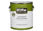 Behr-Premium Plus Flat Enamel (Home Depot)-Paint-image