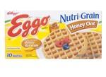 Eggo-Nutri-Grain Honey Oat-Frozen waffle-image