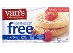 Van's-Wheat Gluten Free-Frozen waffle-image