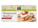 365 Organic Everyday Value-Homestyle (Whole Foods)-Frozen waffle-image
