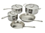 Tramontina-Tri-Ply Clad 8 pc-Kitchen cookware-image