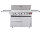 Swiss Grill-Zurich Series Z650-Gas grill-image