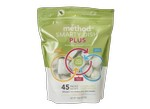 Method-Smarty Dish Plus Packs-Dishwasher detergent-image