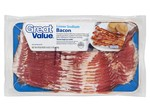 Great Value-Lower Sodium (Walmart)-Bacon-image