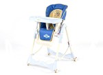 BeBeLove-604-B High Chair-High chair-image