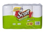 Scott-Naturals Mega Roll Choose-A-Size-Paper towel-image