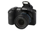 Samsung-Galaxy NX-Digital camera-image