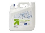 Up & Up-HE Free & Clear (Target)-Laundry detergent-image