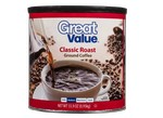 Great Value-Classic Roast (Walmart)-Coffee-image