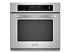 KitchenAid-KEBS107SSS-Cooktop & wall oven-image