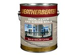 Sears-Weatherbeater Deck, Fence & Siding Solid-Wood stain-image