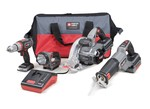 Porter-Cable-PCL418C-2-Cordless drill & tool kit-image