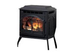 Quadra-Fire-Castille-Pellet & wood stove-image