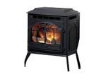 Quadra-Fire-Castille-Pellet & wood stove-image