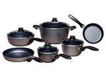 Swiss Diamond-Reinforced 10 pc-Kitchen cookware-image