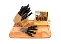 chicago cutlery metropolitan kitchen knife consumer reports