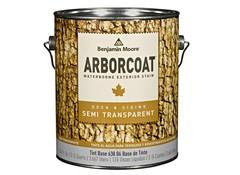 Benjamin Moore Arborcoat Semi Transparent Deck Amp Siding
