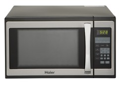 ConsumerReports.org - Countertop microwave ovens - Haier MWM13110G[SS]