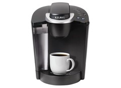 Single Cup Coffee Maker Reviews Consumer Reports : Consumer Reports - Keurig K45 Elite Brewing System
