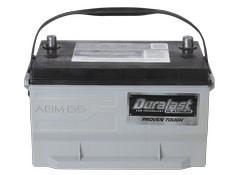 Car Battery Interstate Vs Duralast