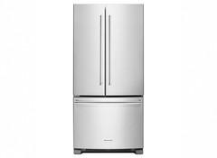 Kitchenaid Krff302ess 33 Quot French Door Refrigerator With