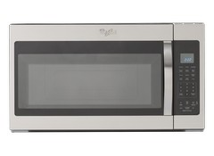 Convection microwave double wall oven