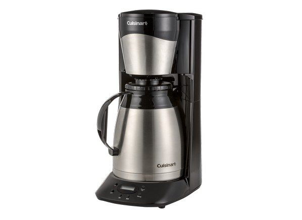 Drip Coffee Maker Recommendations : Consumer Reports - Cuisinart DTC975BKN