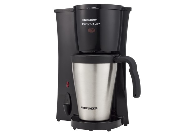 Black And Decker Coffee Maker Brew N Go : Consumer Reports - Black+Decker Brew N Go DCM18S