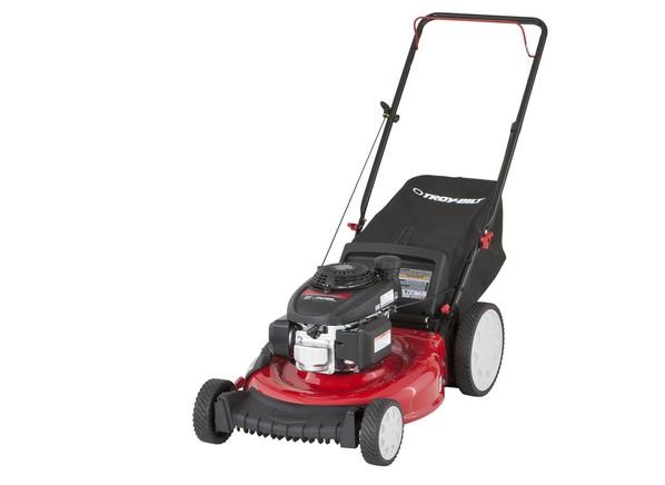 troy-bilt lawn mowers