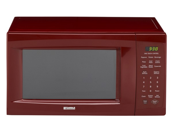 Countertop Microwave Consumer Reports : ... [Item # 1345111] (Kmart) Microwave Oven Prices - Consumer Reports