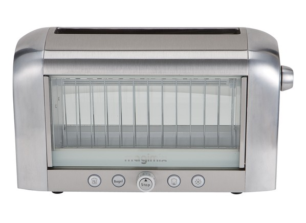 Cuisinart toaster oven tob30bc brushed chrome