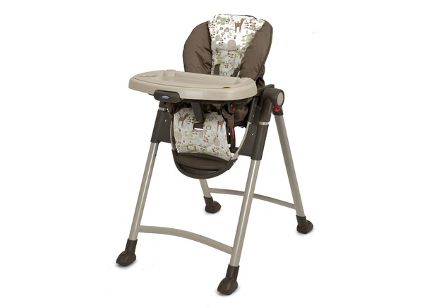 Graco Contempo High Chair - Consumer Reports