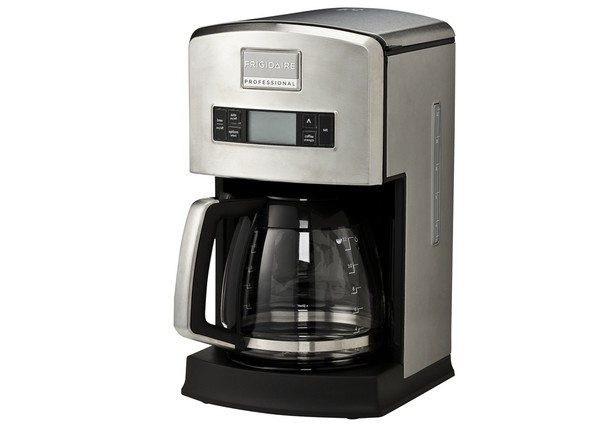 Frigidaire Coffee Maker Water Filter : Consumer Reports - Frigidaire Professional Programmable Drip FPDC12D7MS Shopping