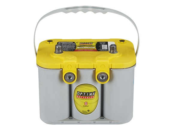 Optima Yellow Top 3478DT Car Battery