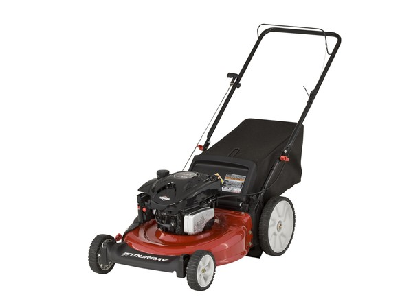 Murray 21 Lawn Mower : Murray a b z lawn mower tractor consumer reports