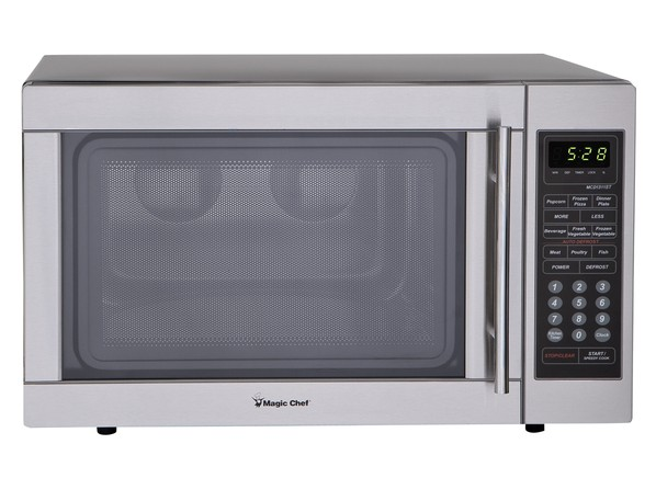 ... countertop microwave ovens ratings magic chef mcd1311st microwave oven